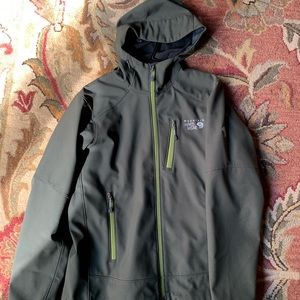 Mountain Hardware Jacket, Green